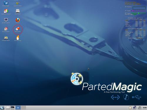 parted-magic