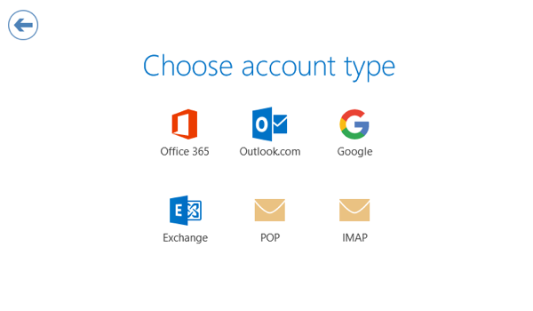 Click the Office 365 icon