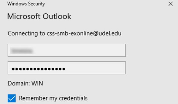 Type your UDelNet ID